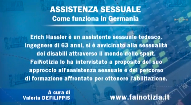 Assistenza sessuale
