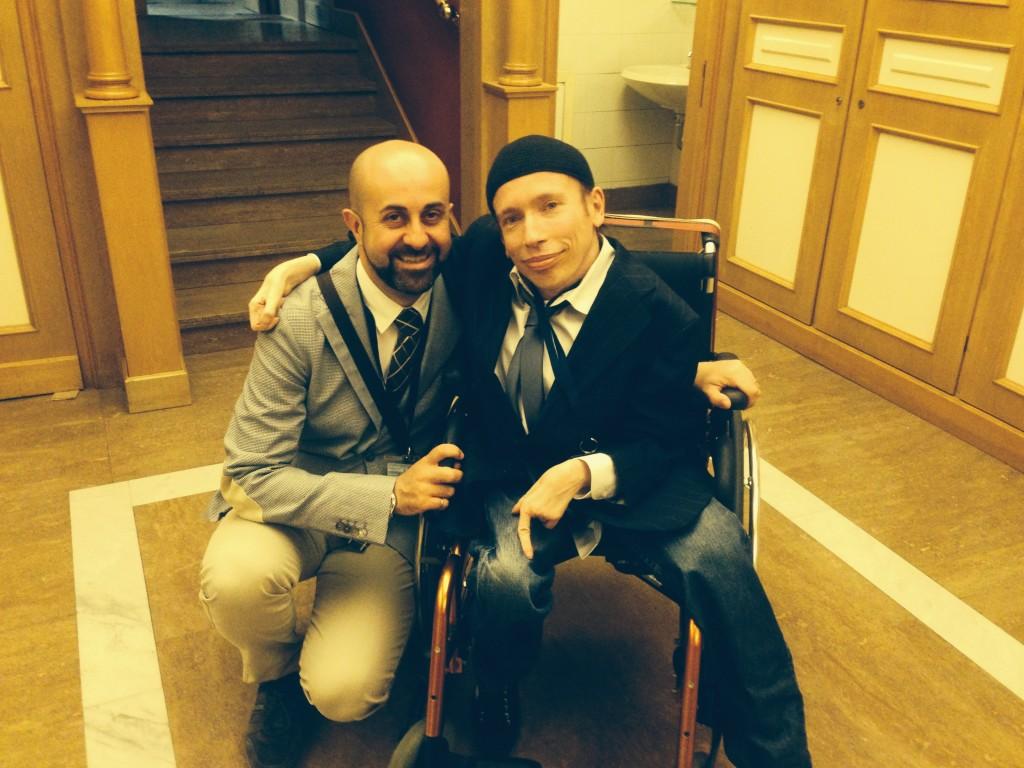 Fabrizio e Max